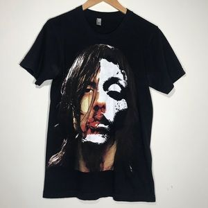 Andrew W K / Converge Party T-shirt